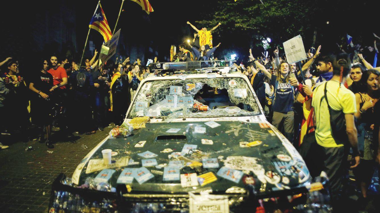 La Guardia Civil y la Policía Nacional ya sufren el 'secesionismo borroka'