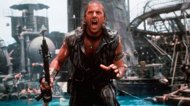 Kevin Costner se arruinó con 'Waterworld'.
