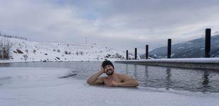 Post de Los beneficios de bañarse en hielo