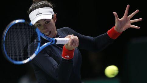 Pliskova pasa por encima de una desconocida Muguruza en el Masters de Singapur
