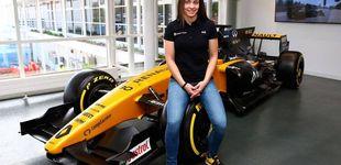 Post de La criba que ha superado la única española con opciones de ir a la Fórmula 1 femenina