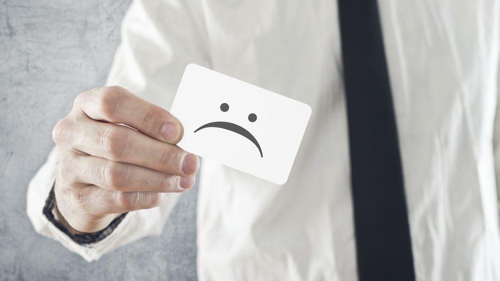 Foto: Pobres e infelices: los españoles, menos satisfechos con su vida que los europeos