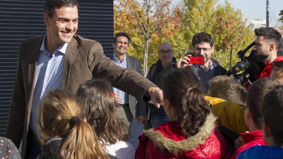 El PSOE, más lejos de Podemos por Cataluña: no avalará la comisión del 1-O