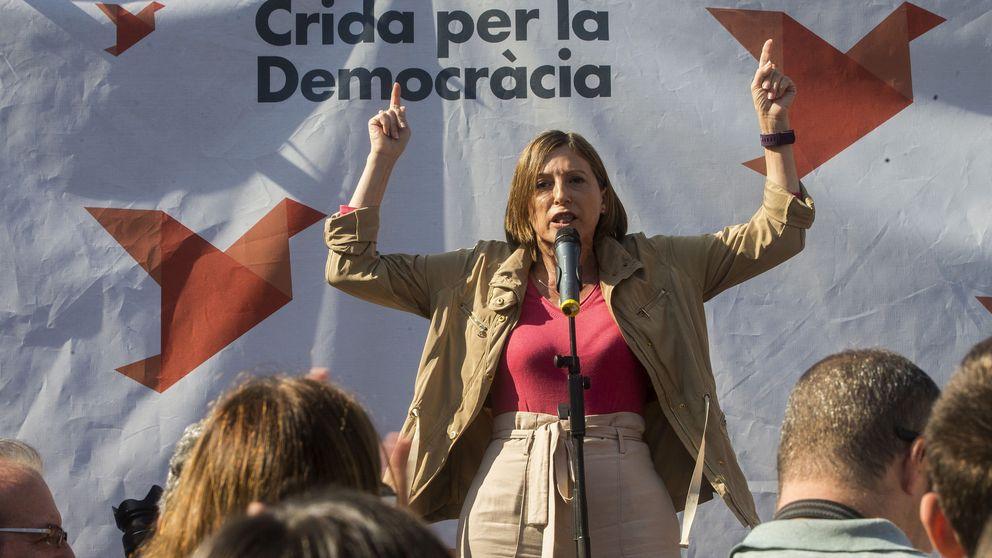 'Autopremio' para Forcadell por defender la autodeterminación catalana