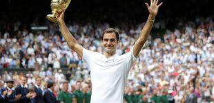 Post de La cita del imponente Federer con Nadal tras soltar sus lágrimas en Wimbledon