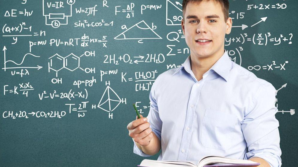 Foto: Parece que las personas que realizan las fotos de recurso no tienen mucha idea de matemáticas. (iStock)