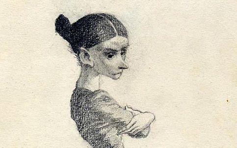 Mervyn Peake, el otro ilustrador de 'Alicia' y un escritor recuperado