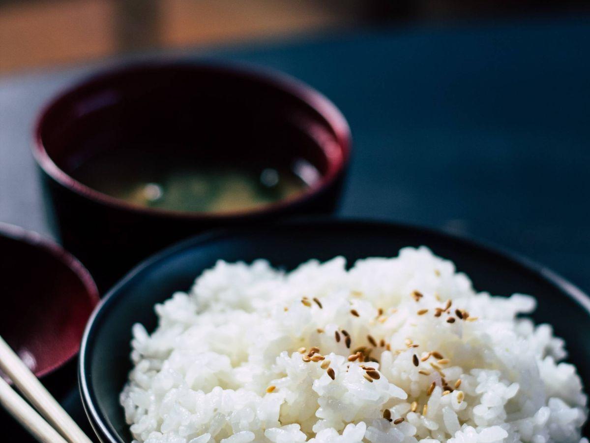 Foto: Dieta del arroz, para perder peso en pocos días. (Mgg Vitchakorn para Unsplash)