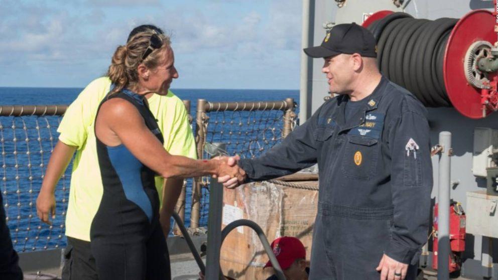 El caso de las mujeres que estuvieron 5 meses perdidas en el mar: algo no encaja