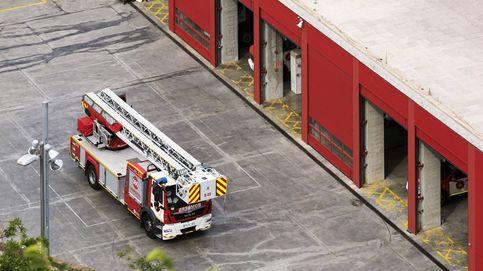 Incendio en Hospitalet: un muerto y un policía herido al salvar a una anciana