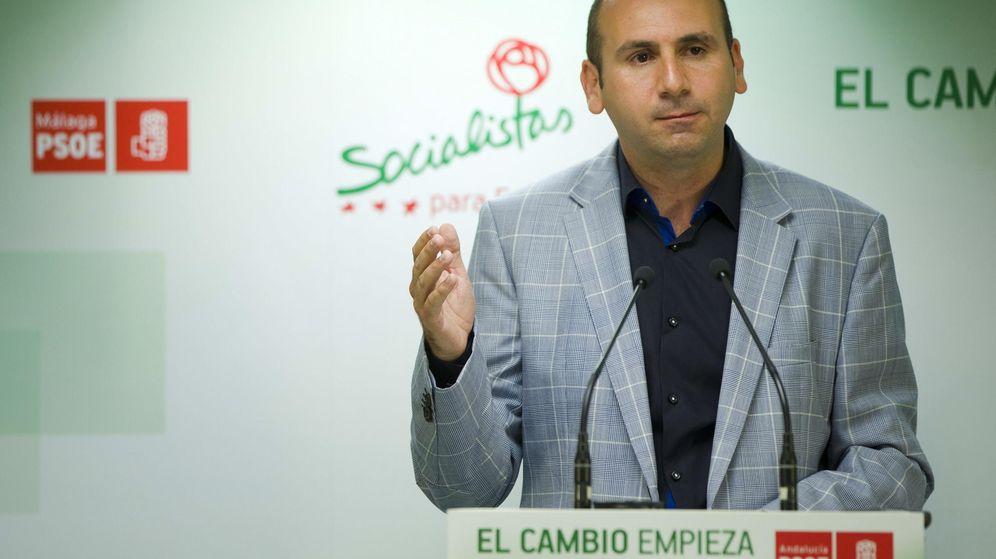 Foto: El dirigente socialista Francisco Conejo (EFE)