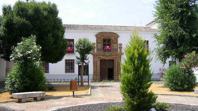 El palacio Valdeparaíso. (Foto: Turismo de Almagro)