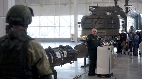 Rusia desvela secretos del misil Novator para salvar el tratado desarme con EEUU