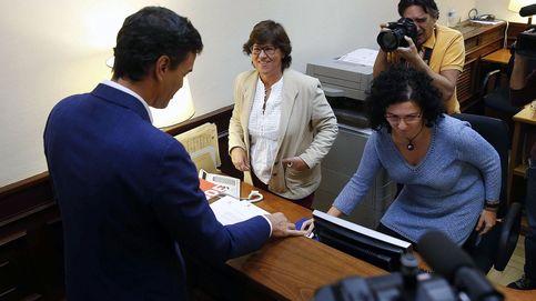 Sánchez sorprende al PSOE con su viaje para apoyar a Clinton... a Washington, y no a NY