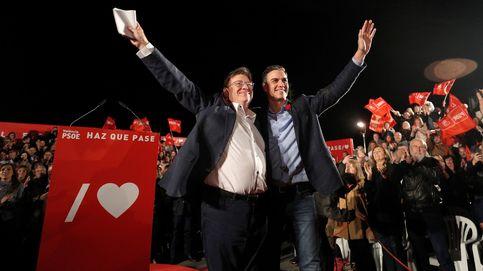 El PSOE de Ximo Puig sueña con una victoria histórica con PP y Cs pendientes de Vox