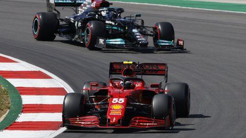 Carlos Sainz y Ferrari: para la próxima vez, vísteme despacio que tengo prisa