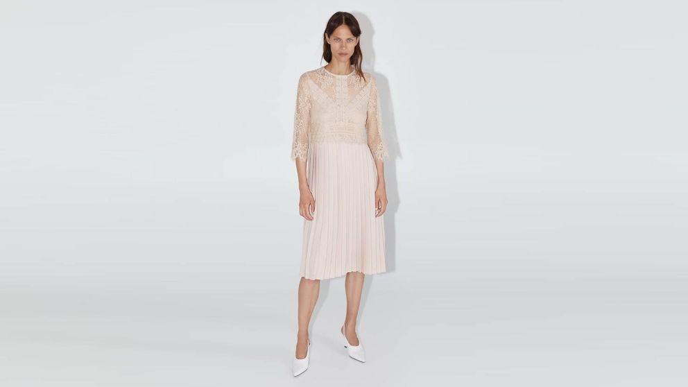 El vestido de Zara por el que cualquier influencer londinense se pegaría