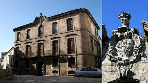 Precio a consultar y 1.430 m2: los Franco ponen en venta la Casa Cornide en A Coruña