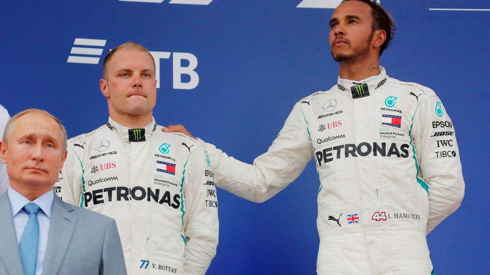 Foto: La mejores imágenes del GP de Rusia de Fórmula 1