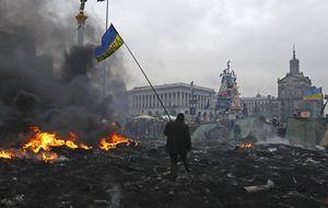 El vídeo que demuestra la matanza a balazos de opositores en Kiev