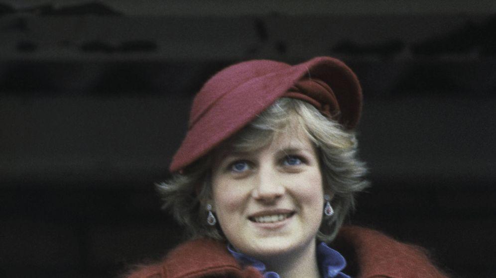 Foto:  Diana, en una imagen de 1982. (Getty)