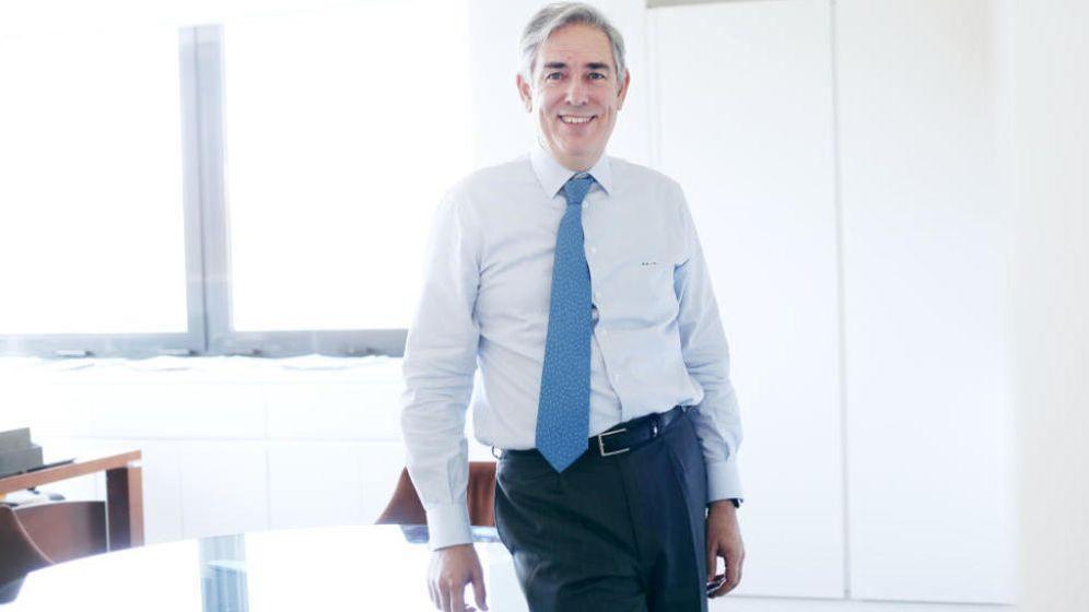 Foto: Antonio Fernández-Galiano, presidente ejecutivo de Unidad Editorial. (Foto: Enrique Villarino)