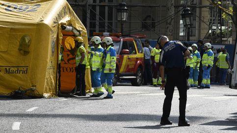 Todas las fotos del accidente mortal en el Hotel Ritz de Madrid