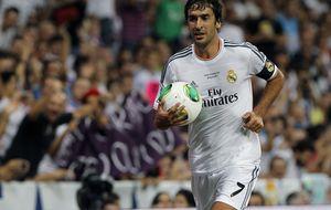 Raúl decidirá en diciembre si es el momento de regresar al Madrid