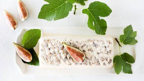 Vídeo-receta: biscuit glacé de higos, un helado sin heladera