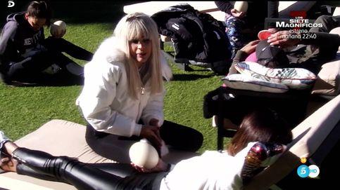 """Ylenia y Raquel firman la paz en 'GH Dúo': """"Eres una tía súper válida"""""""