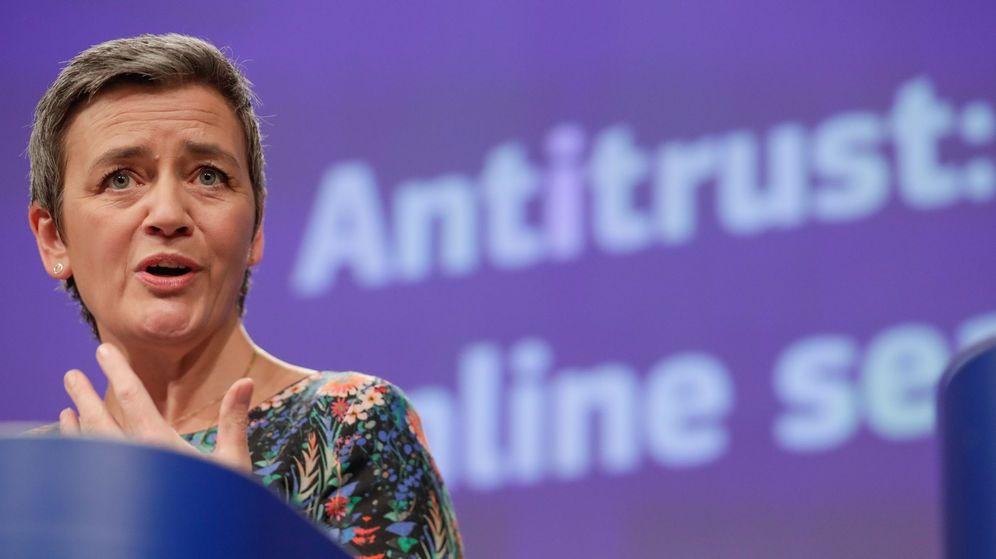 Foto: La comisaria europea para la Competencia, Margrethe Vestager. (EFE)