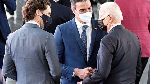 La Casa Blanca confirma que Biden conversó con Sánchez por separado