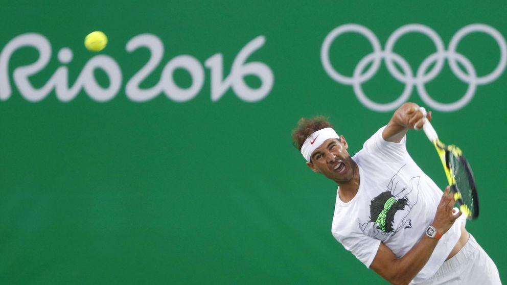 Siga en directo el primer partido de la pareja Nadal-López en los Juegos de Río