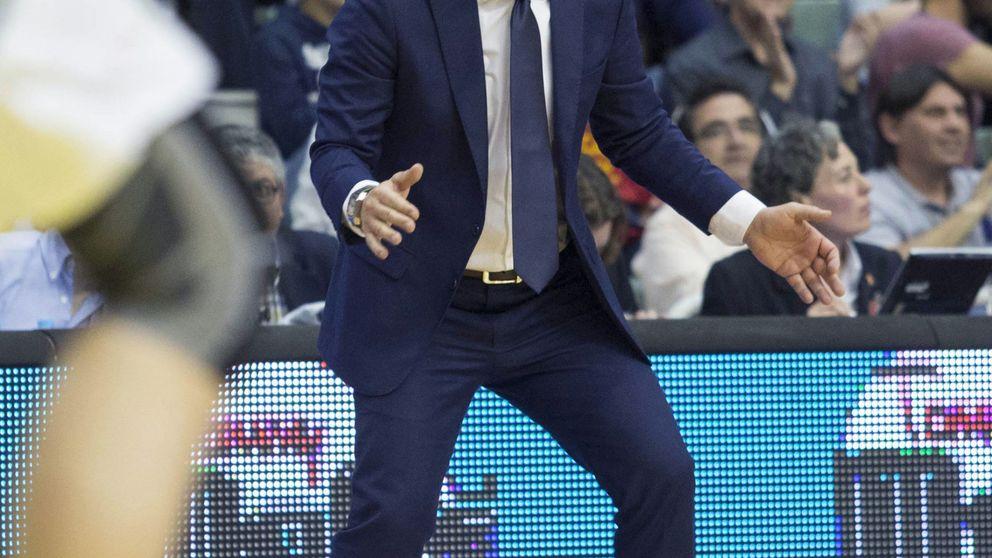 Katsikaris ya sabe lo que es ir de tapado y amargarle los 'playoffs' al Real Madrid
