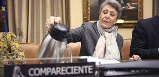 Post de Rosa María Mateo carga contra los sindicatos por las huelgas navideñas