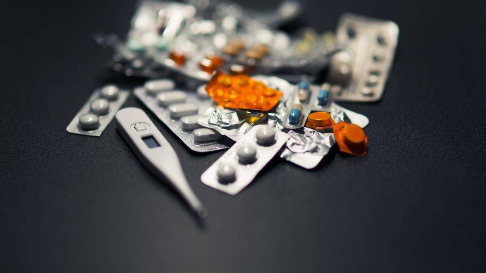 Foto: Diferencias entre el paracetamol y el ibuprofeno. (Pexels)