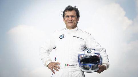 Alex Zanardi en las 24 Horas de Spa