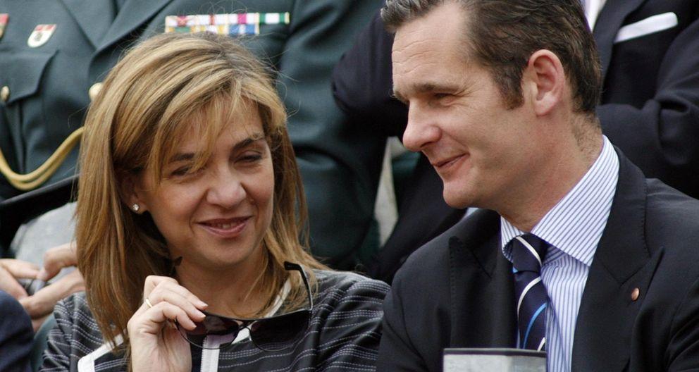 Foto: Fotografía de archivo de la infanta Cristina e Iñaki Urdangarin. (Reuters)