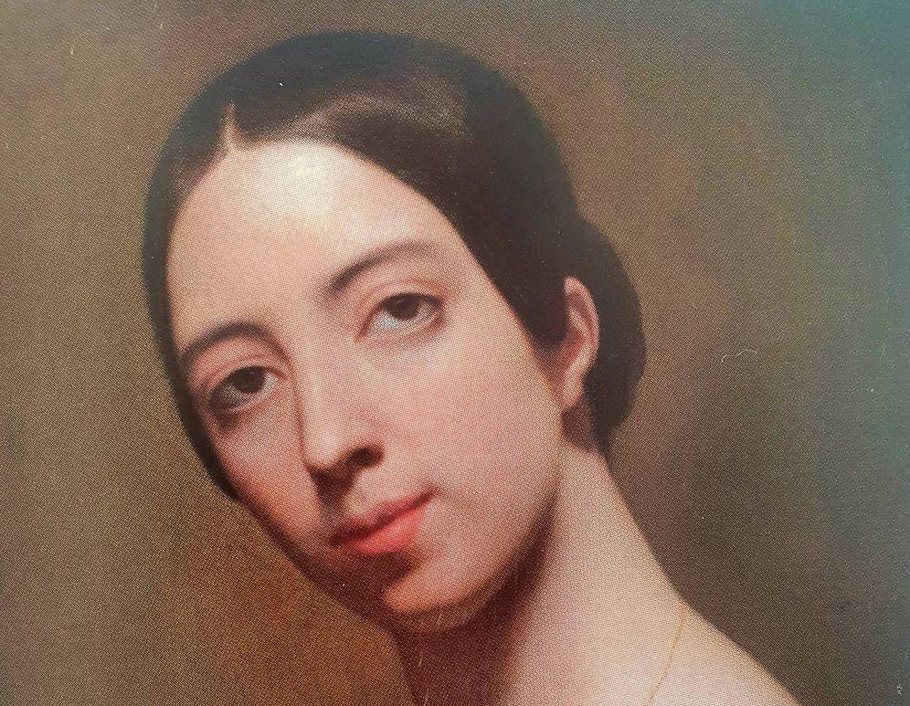 Foto: Retrato de Pauline Viardot, por Ary Scheffer (óleo sobre lienzo, 1841)