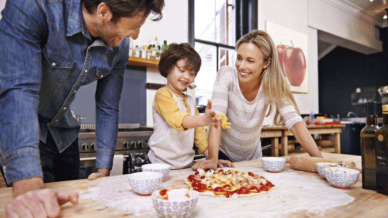 Foto: Debes ser tú el que mande, no tus hijos. (iStock)
