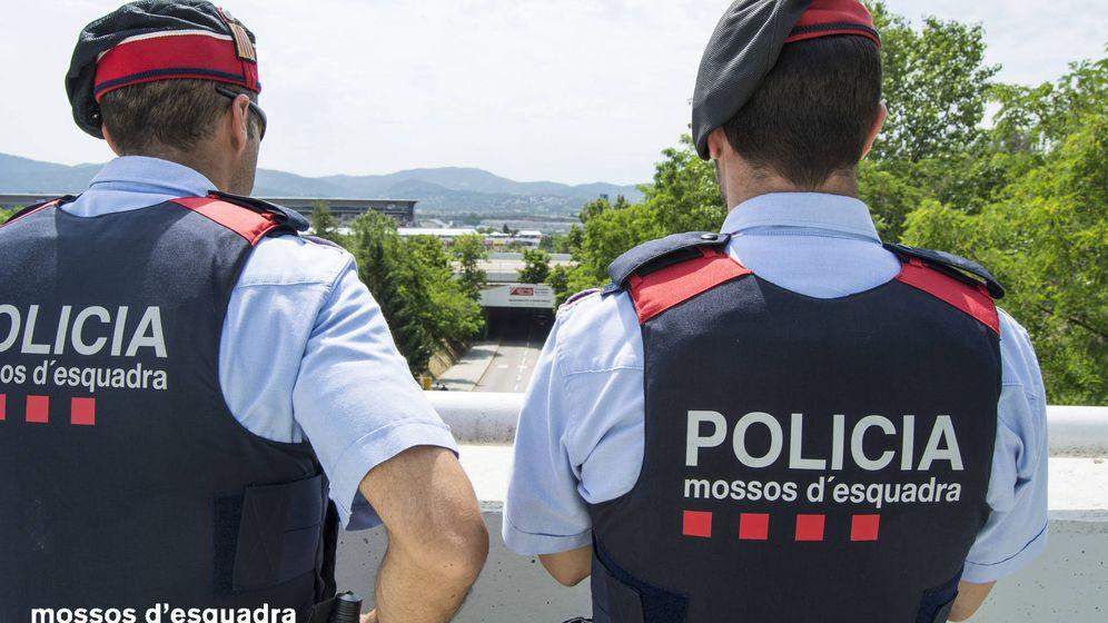 Foto: Mossos d'Esquadra. Foto: EFE.