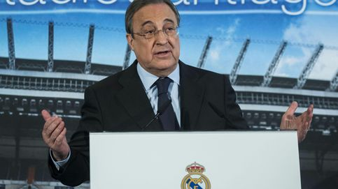 Florentino Pérez y el candidato tapado para las elecciones a la presidencia del Madrid