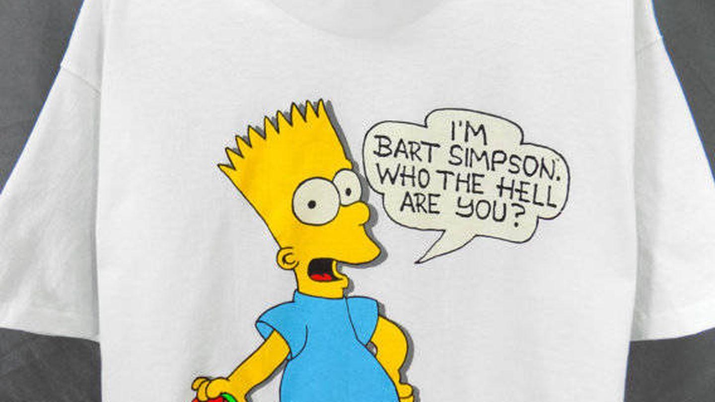 La polémica camiseta