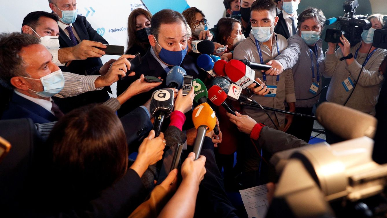 """Ábalos normaliza el apoyo de Bildu a los PGE: Hay que valorarlo, ha ganado la democracia"""""""