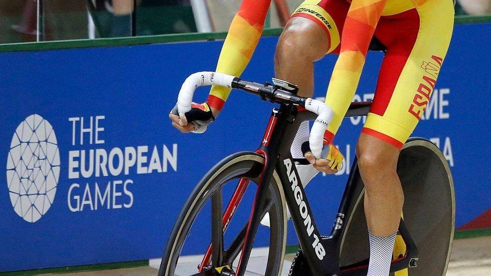Del Europeo al paro: Óscar Pelegrí y la dura situación de los ciclistas de pista españoles