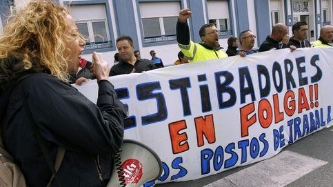 ¿Por qué los estibadores han vuelto a la huelga? Las razones de sus paros