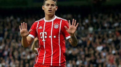 Cómo el deseo de James por volver a Madrid le puede llevar a Inglaterra