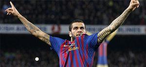 """Alves dispara fiel a su estilo: """"En vez de ir al Madrid, preferí ir al mejor club del mundo"""""""
