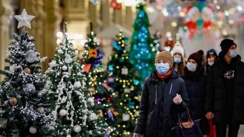 Rusia bate otro récord diario con 569 muertos por coronavirus y 26.400 contagios
