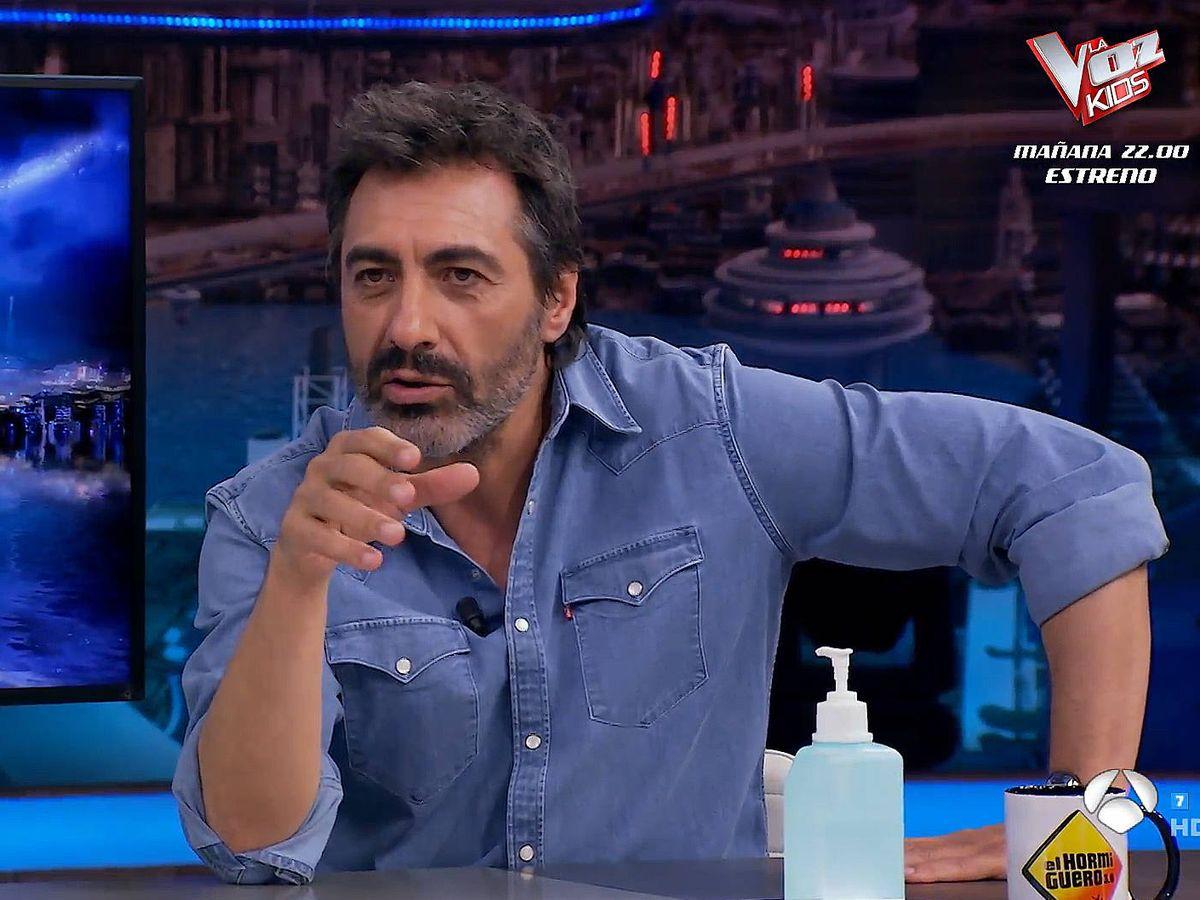 """La inesperada crítica de Juan del Val a Pablo Iglesias: """"Lo que ha traído  ha sido negativo"""""""